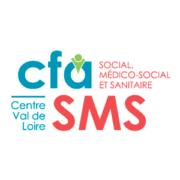 logo CFA SMS Centre de Formation d'Apprentis Social Médico-social et Sanitaire