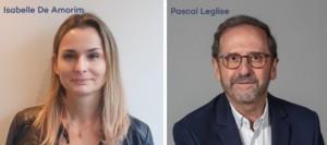 Isabelle De Amorim et Pascal Leglise Directuers fonctionnels de la Sauvegarde37