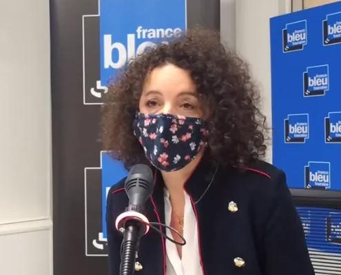 journée des droits de l'enfant France Bleu Touraine