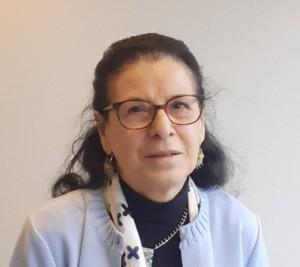Monique Julien Vice -présidente de la Sauvegarde 37