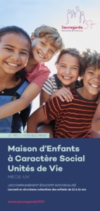 Maison d'enfant à caractère social unité de vie