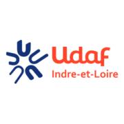 logo Union Départementale des Associations Familiales UDAF Indre-et-Loire
