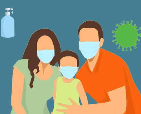 covid 19 coronavirus famille accueil mission de service public