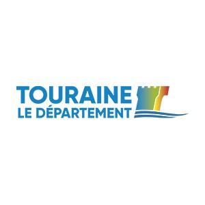 logo département d'Indre et Loire Touraine