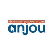 logo département du Maine-et-Loire anjou